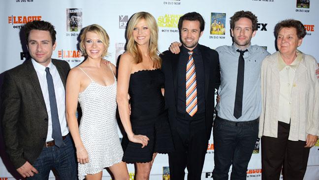 """It's Always Sunny In Philadelphia"""" Season 8  Premiere Cast - H 2012"""