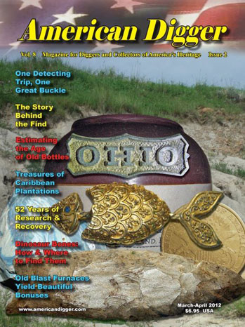 American Digger Magazine - P 2012