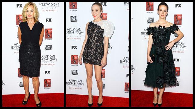 American Horror Story Premiere Split - H 2012