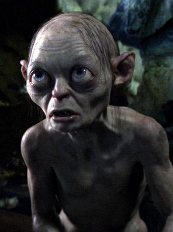 Andy Serkis - The Hobbit - 2012