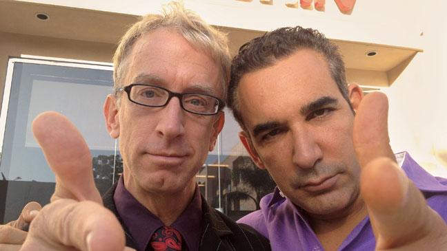 Alki David & Andy Dick