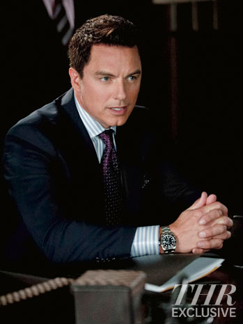 Arrow Damaged Episodic Barrowman EXCLUSIVE - P 2012