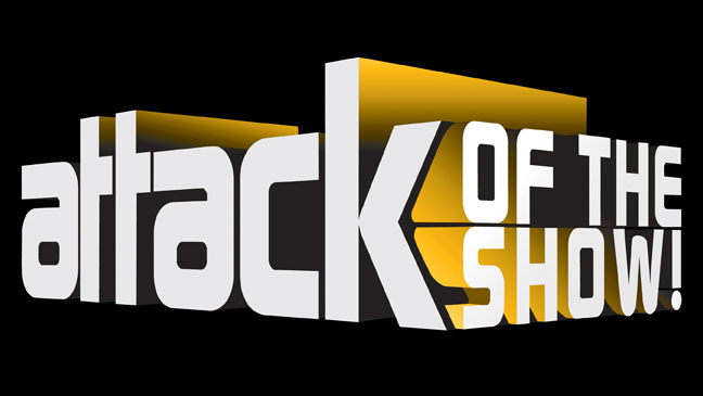 Attack of the Show Logo (2) - H 2012