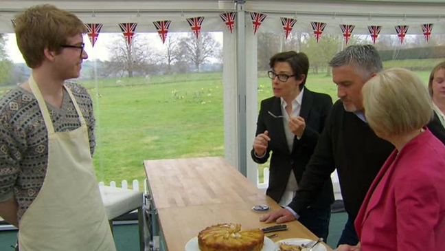 The Great British Bake Off - H 2012