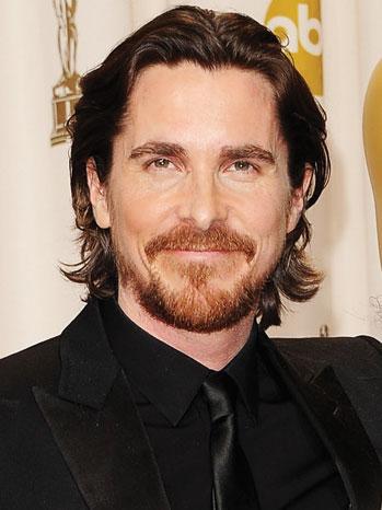 FILM: Christian Bale