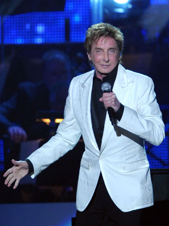 Barry Manilow MusiCares - P 2012