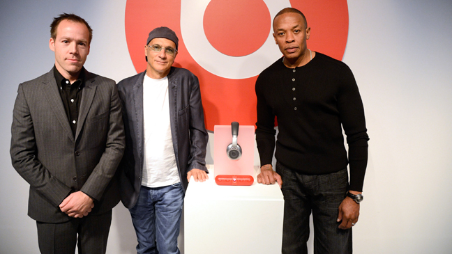 Beats by Dr. Dre NYC press conference 2012 L
