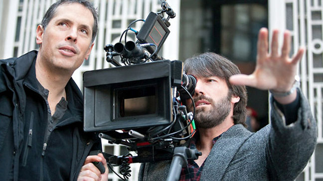 Ben Affleck Directing Argo - H 2012
