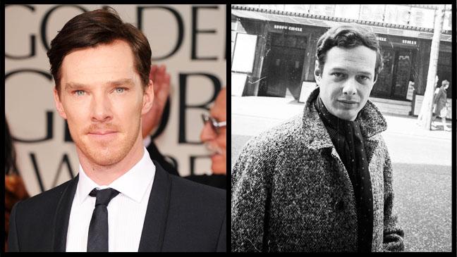 Benedict Cumberbatch Brian Epstein Split - H 2012
