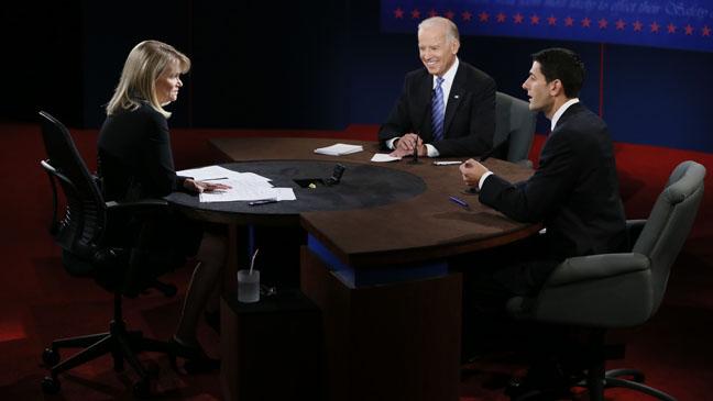 Vice Presidential Debate Biden Ryan - H 2012