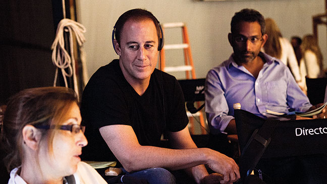 2012-35 FEA Showrunners Revenge Script Supervisor H