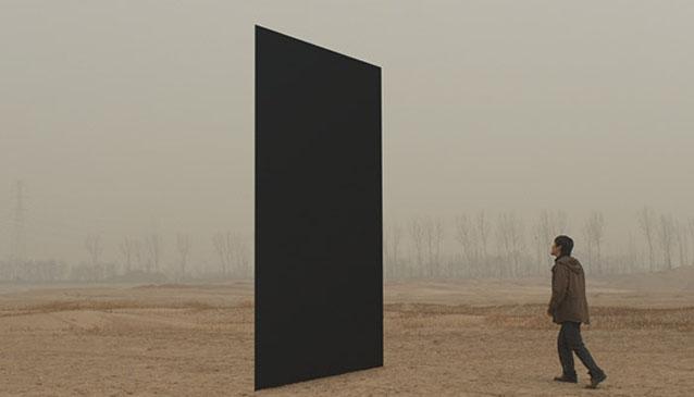 The Black Square Film Still - H 2012