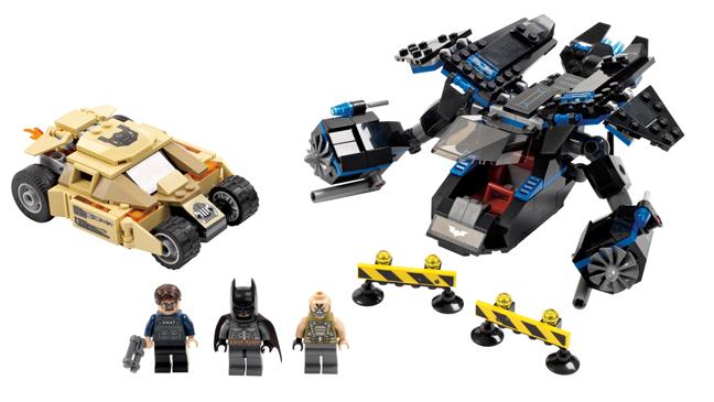 Legos Borys - H2012