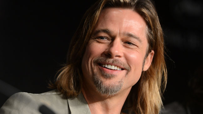 Brad Pitt H 2012