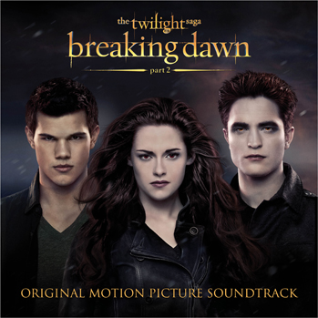 Breaking Dawn pt 2 soundtrack cover P