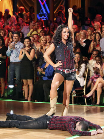 Bristol Palin Dancing with the Stars All Stars - H 2012