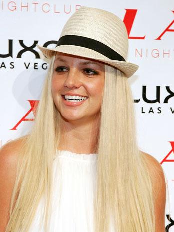 Britney Spears LAX Nightclub - P 2012