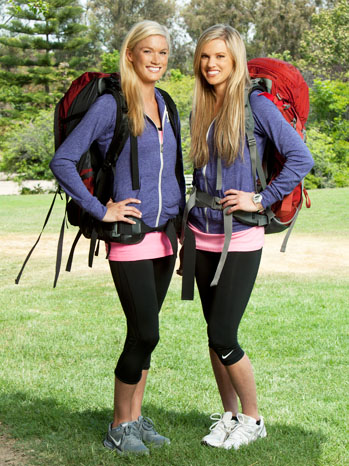The Amazing Race Brittany Fletcher Caitlin King - P 2012