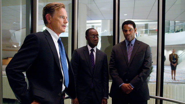 Bruce Greenwood Don Cheadle Denzel Washington Flight - H 2012