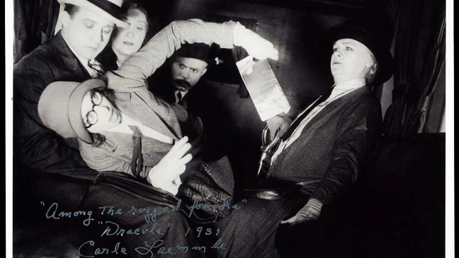 Carla Laemmle Halloween 1931 - H 2012