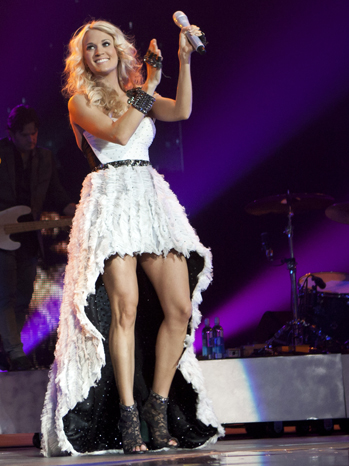 Carrie Underwood Live by Matthew Sperling P 2012