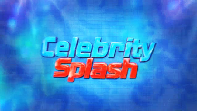 Celebrity Splash Logo - H 2012