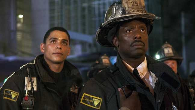 Chicago Fire Eamonn Walker - H 2012