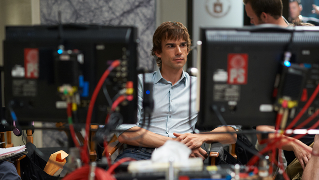 Christopher Gorham Covert Affairs Directing - H 2012
