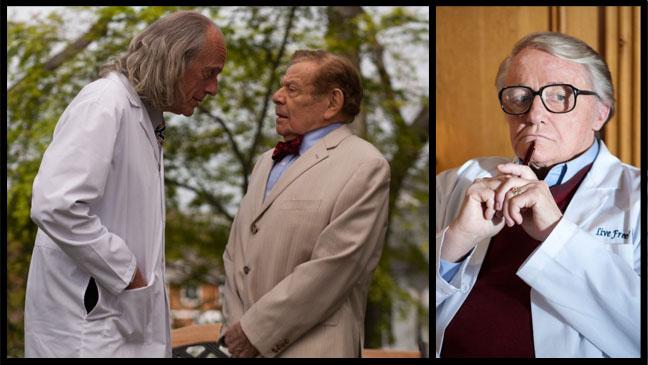 Christopher Lloyd Jerry Still Robert Vaughn - H 2012