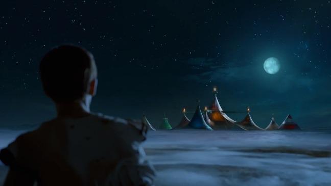 Cirque du Soleil: Worlds Away Screengrab - H 2012