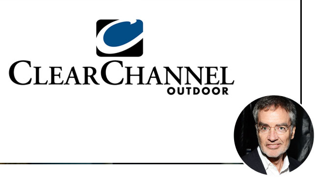 Clear Channel Outdoor Logo Bob Pittman Inset - H 2012