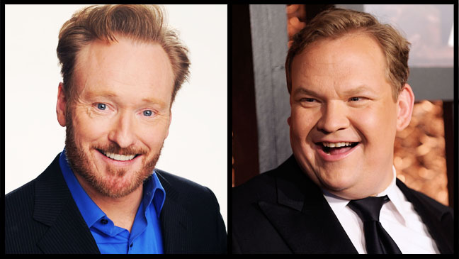 Conan O'Brien Andy Richter Split - H 2012