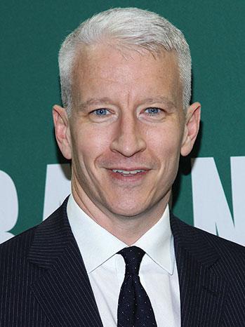 DOWN: Anderson Cooper