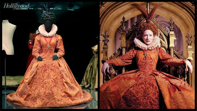 Cate Blanchett's 'The Golden Age' Wardrobe