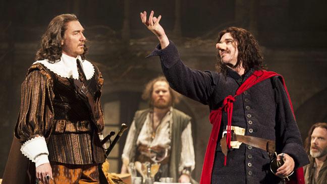 Cyrano de Bergerac Broadway Still - H 2012