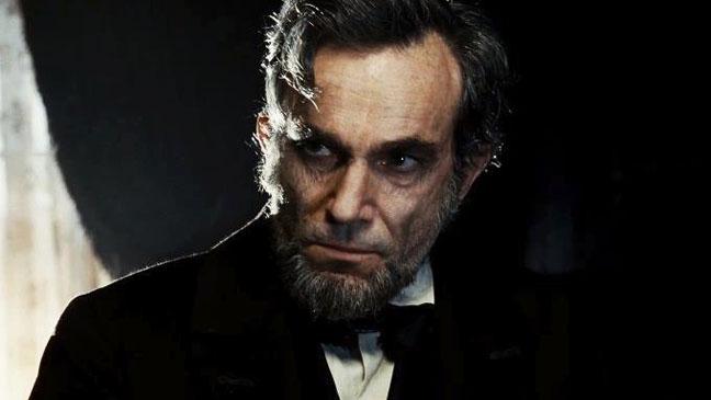 Daniel Day Lewis Lincoln Portrait - H 2012