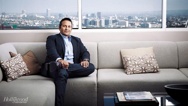 David Goldberg Executive Suite - H 2012