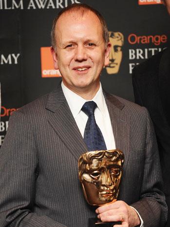 David Parfitt BAFTA 2010 - P 2012