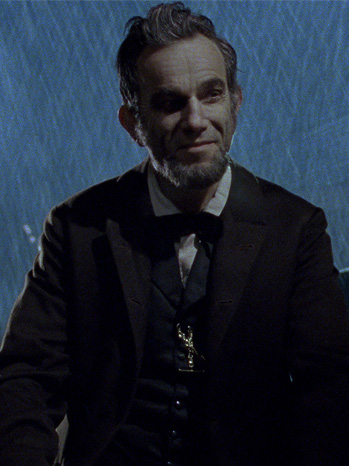 Daniel Day-Lewis - Actor - Lincoln - P 2012