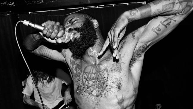 Death Grips 2012 L