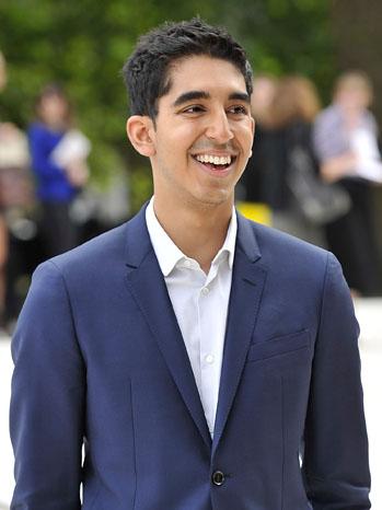 Dev Patel Headshot - P 2012