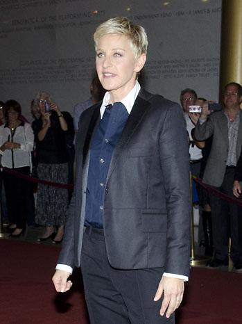 Ellen DeGeneres Mark Twain Prize - P 2012