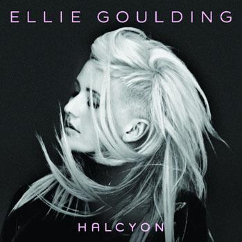 Ellie Goulding Halcyon Album Art - S 2012