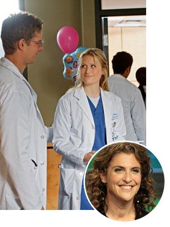 Emily Owens M.D. Jennie Snyder Urman - P 2012