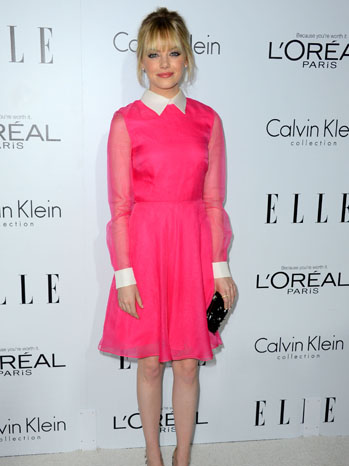 Emma Stone ELLE's Women in Hollywood Arrivals - P 2012