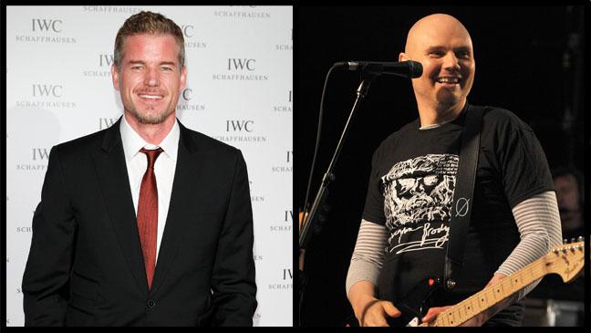 Eric Dane Billy Corgan - H 2012