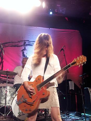 Feist Sloan live P 2012