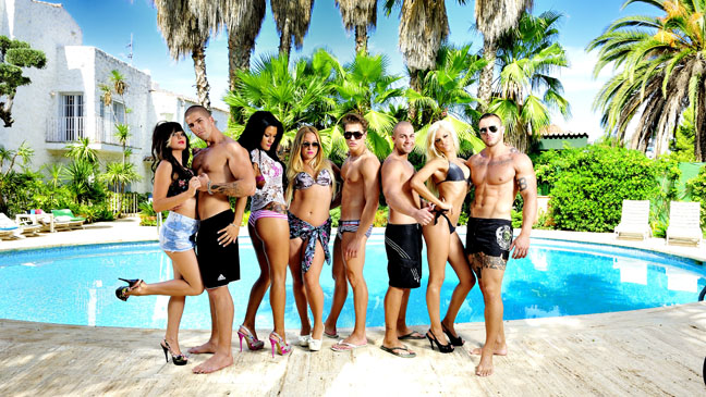 MTV Spain Gandia Shore Key Art - H 2012