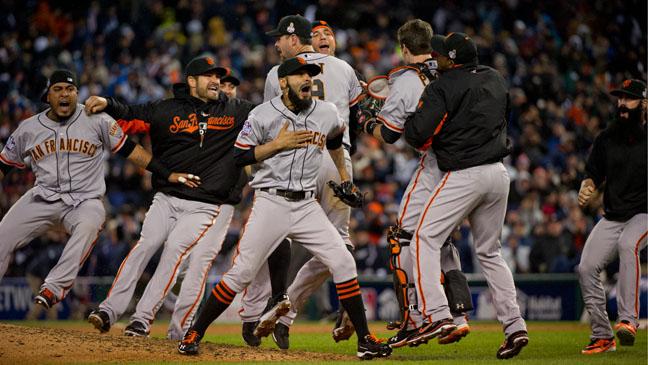 San Francisco Giants Win World Series - H 2012