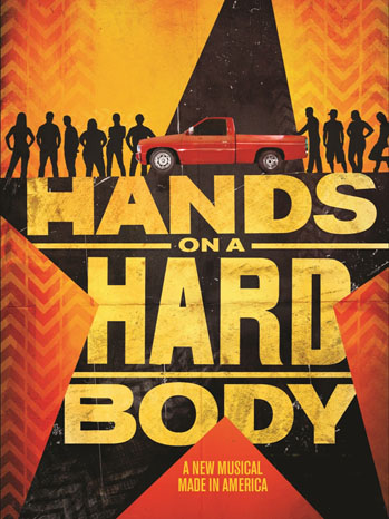 Hands on Hard Body Poster - P 2012